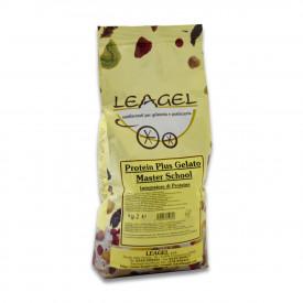 Prodotti per gelateria | Acquista online su Gelq.it | INTEGRATORE PROTEIN PLUS GELATO MASTER SCHOOL Leagel. Neutri ed integrator