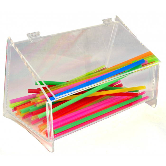 Accessori per gelateria | Acquista online su Gelq.it | PORTACUCCHIAINI PLEXIGLASS - CM.25 di Gelq Accessories.