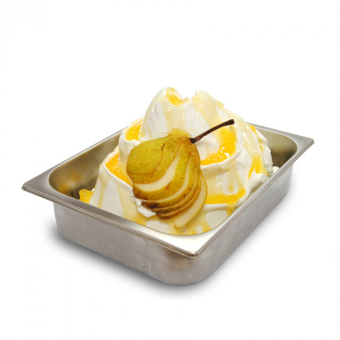Italian gelato ingredients | Ice cream products | Buy online | PEAR CREAM Leagel on Fruit ripples