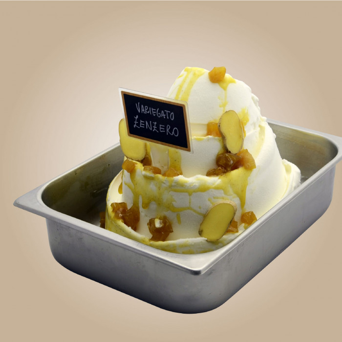 Italian gelato ingredients | Ice cream products | Buy online | GINGER CREAM Leagel on Fruit ripples
