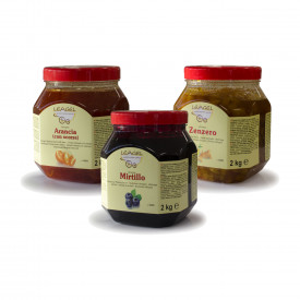 Italian gelato ingredients | Ice cream products | Buy online | SOUR CHERRY CREAM IN JAR Leagel on Fruit ripples