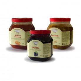 Prodotti per gelateria | Acquista online su Gelq.it | VARIEGATO AMARENA IN VASO di Leagel. Variegati Frutta per gelato.