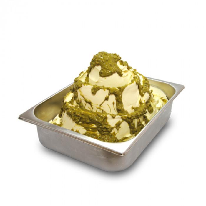 Prodotti per gelateria | Acquista online su Gelq.it | VARIEGATO CIOCCOPISTACCHIO di Leagel. Creme croccanti per gelato.
