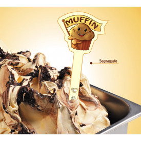 Italian gelato ingredients | Ice cream products | Buy online | MUFFIN CREAM Leagel on Crunchy cream