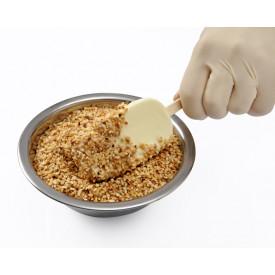 Prodotti per gelateria   Acquista online su Gelq.it   STICKAWAY CIOCCOLATO BIANCO - COPERTURA di Leagel. Coperture per gelato.
