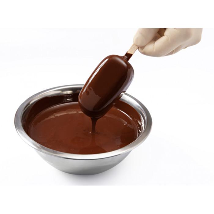 Italian gelato ingredients | Ice cream products | Buy online | STICKAWAY DARK CHOCOLATE - COVERING Leagel on Coverings