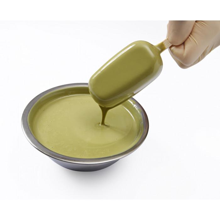 Prodotti per gelateria | Acquista online su Gelq.it | STICKAWAY PISTACCHIO PURO - COPERTURA  Leagel in Coperture