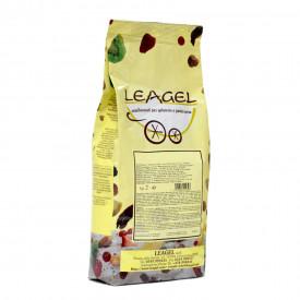 Gelq.it | BASE SOFT LEA CIOCC SOFTEIS Leagel | Italian gelato ingredients | Buy online | Soft serve ice cream bases
