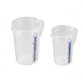 Accessori per gelateria | Acquista online su Gelq.it | CARAFFA GRADUATA 3 LT. di Gelq Accessories.