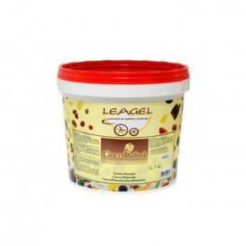 Prodotti per gelateria | Acquista online su Gelq.it | VARIEGATO CIOCCONOCCIOLA di Leagel. Creme di nocciola per gelato.