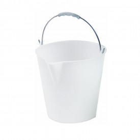 Gelq.it | PLASTIC BUCKET 12 LT. Gelq Accessories | Italian gelato ingredients | Buy online | Gelato lab accessories