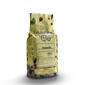 Prodotti per gelateria | Acquista online su Gelq.it | GRANELLA DI MANDORLA di Leagel. Frutta secca per gelato artigianale.