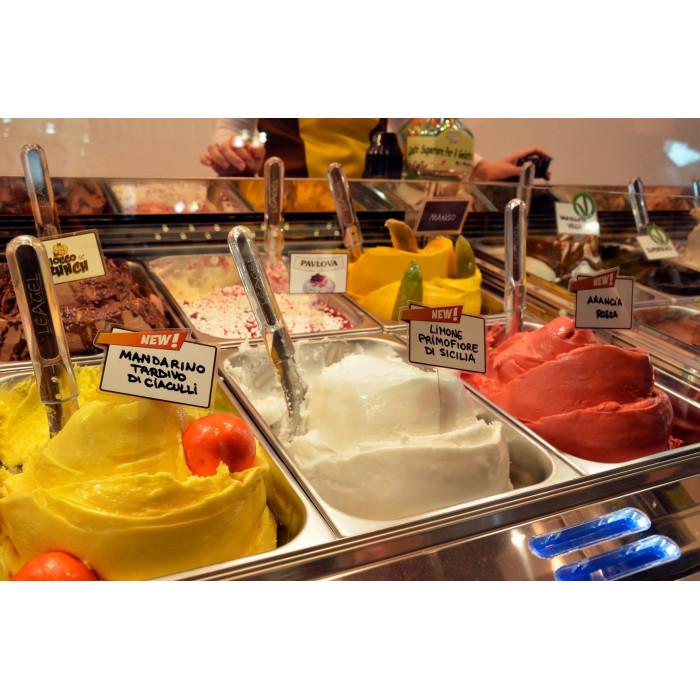 Italian gelato ingredients | Ice cream products | Buy online | RED ORANGE PASTE COMP. A Leagel on Fruit flavors