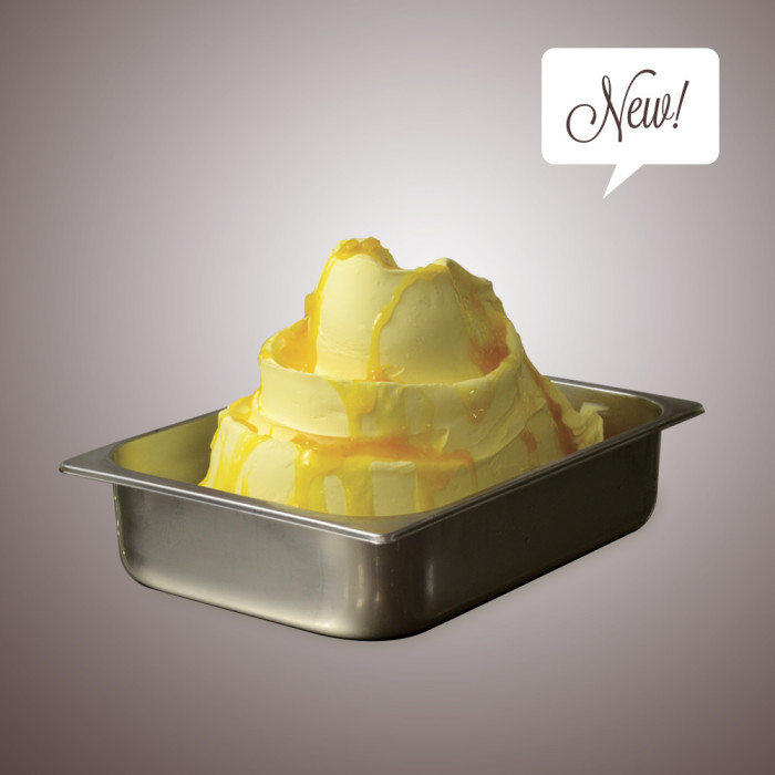 Prodotti per gelateria | Acquista online su Gelq.it | PASTA MANGO di Leagel. Paste frutta gelato.