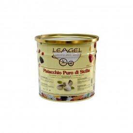 Prodotti per gelateria | Acquista online su Gelq.it | PASTA PISTACCHIO PURO DI SICILIA di Leagel. Paste grasse.