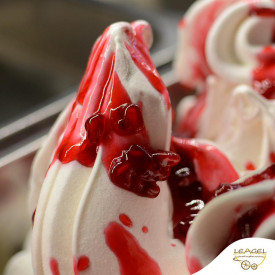Italian gelato ingredients | Ice cream products | Buy online | POMEGRANATE CREAM Leagel on Fruit ripples