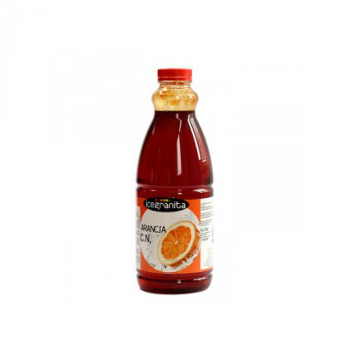 Gelq.it | ORANGE SYRUP Leagel | Italian gelato ingredients | Buy online | Syrups