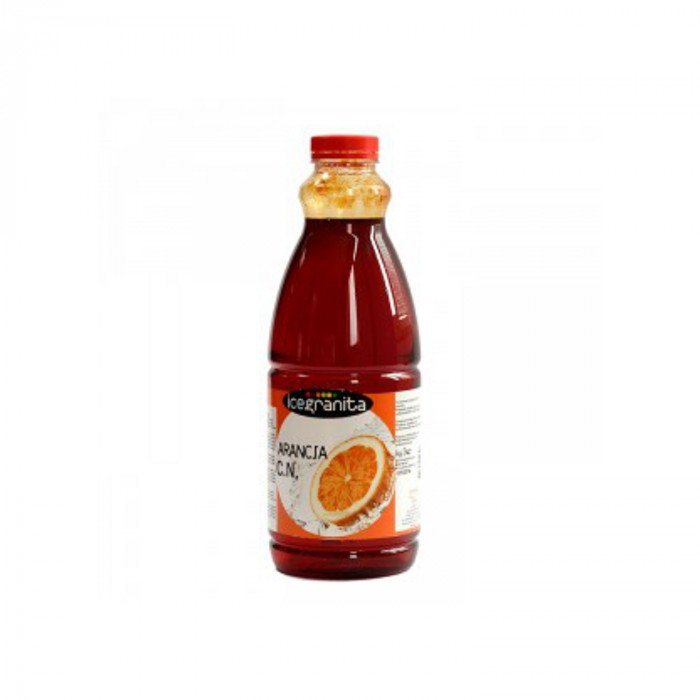 Buy online on Gelq.it | PEACH SYRUP Leagel | Italian gelato ingredients | Syrups Leagel