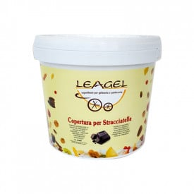 Italian gelato ingredients | Ice cream products | Buy online | COVERING FOR CLASSIC STRACCIATELLA Leagel on Coverings