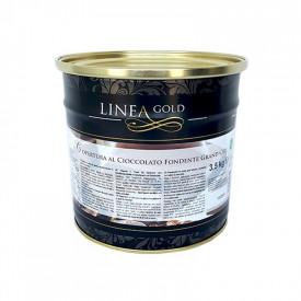 Prodotti per gelateria | Acquista online su Gelq.it | COPERTURA FONDENTE GRAND CRU - LINEA GOLD di Leagel. Coperture per gelato.