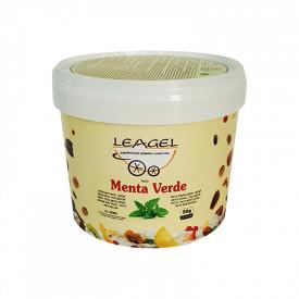 Gelq.it | GREEN MINT PASTE Leagel | Italian gelato ingredients | Buy online | Ice cream traditional pastes