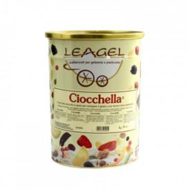 Gelq.it | CIOCCHELLA CREAM (HAZELNUT CHOCOLATE) Leagel | Italian gelato ingredients | Buy online | Hazelnut cream