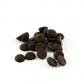 Prodotti per gelateria | Acquista online su Gelq.it | CIOCCOLATO FONDENTE PREMIUM IN GOCCE  Crea in Cioccolato fondente