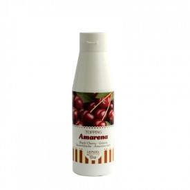 Gelq.it | TOPPING SOUR CHERRY Leagel | Italian gelato ingredients | Buy online | Topping sauces