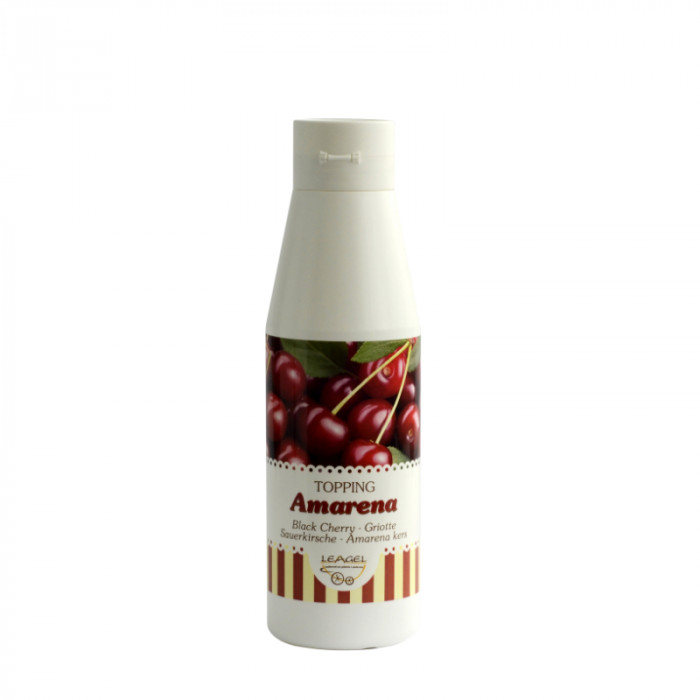 Prodotti per gelateria | Acquista online su Gelq.it | TOPPING AMARENA  Leagel in Topping