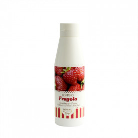 Italian gelato ingredients | Ice cream products | Buy online | TOPPING STRAWBERRY Leagel on Topping sauces