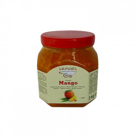 Italian gelato ingredients | Ice cream products | Buy online | MANGO CREAM Leagel on Fruit ripples