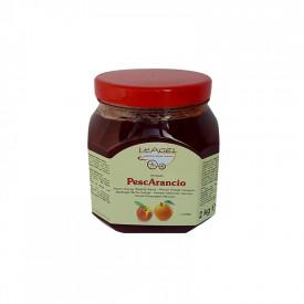 Prodotti per gelateria | Acquista online su Gelq.it | VARIEGATO PESCARANCIO di Leagel. Variegati Frutta per gelato.
