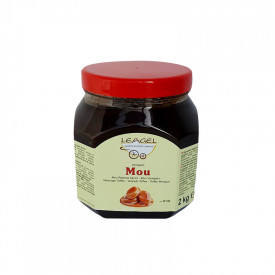 Gelq.it | MOU CREAM (TOFFEE) Leagel | Italian gelato ingredients | Buy online | Creamy ripples
