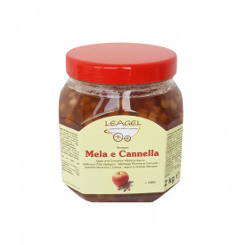 Italian gelato ingredients | Ice cream products | Buy online | APPLE AND CINNAMON CREAM Leagel on Fruit ripples