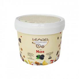 Prodotti per gelateria | Acquista online su Gelq.it | PASTA MORA di Leagel. Paste frutta gelato.