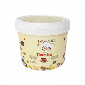 Prodotti per gelateria | Acquista online su Gelq.it | PASTA TIRAMISÙ di Leagel. Paste gelato classiche.