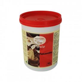 Prodotti per gelateria | Acquista online su Gelq.it | PASTA AMARETTO di Leagel. Paste gelato classiche.