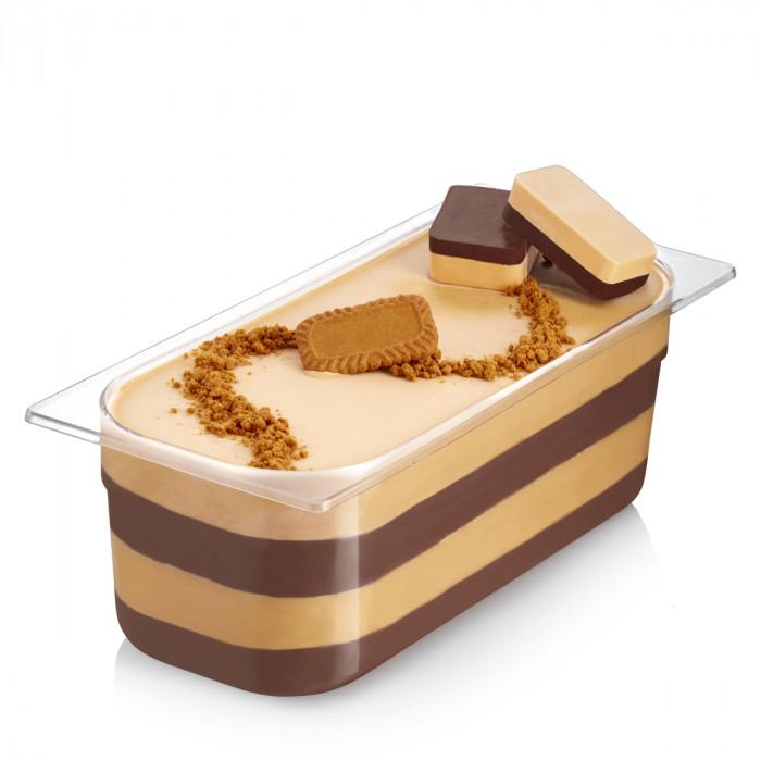 Prodotti per gelateria | Acquista online su Gelq.it | CREMINO SPECULOOS di Rubicone. Cremini per gelato.