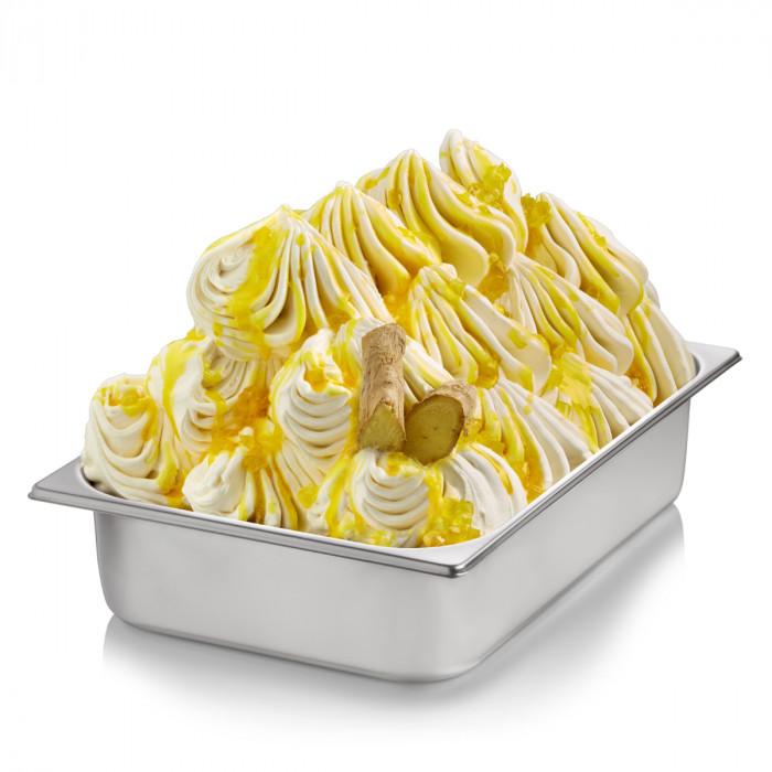 Prodotti per gelateria   Acquista online su Gelq.it   VARIEGATO ZENZERO di Rubicone. Variegati Frutta per gelato.