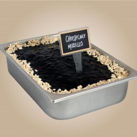Prodotti per gelateria | Acquista online su Gelq.it | GRANELLA CHEESECAKE di Leagel. Decorazioni per gelato artigianale.