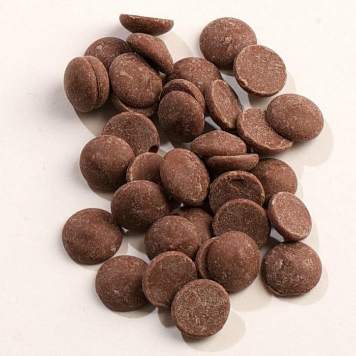 Prodotti per gelateria | Acquista online su Gelq.it | CIOCCOLATO LATTE PREMIUM IN GOCCE di Crea. Cioccolato al latte per gelato.