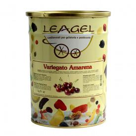 Prodotti per gelateria | Acquista online su Gelq.it | VARIEGATO AMARENA di Leagel. Variegati Frutta per gelato.