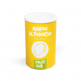 Prodotti per gelateria | Acquista online su Gelq.it | FRUITCUB3 MANGO ALPHONSO di Leagel. Paste frutta gelato.