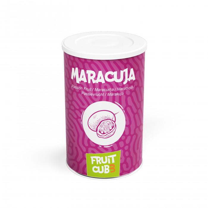 Prodotti per gelateria | Acquista online su Gelq.it | FRUITCUB3 MARACUJA  Leagel in Paste di frutta