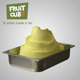 Prodotti per gelateria | Acquista online su Gelq.it | FRUITCUB3 PERA di Leagel. Paste frutta gelato.