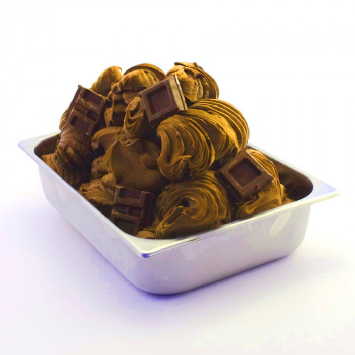 Prodotti per gelateria | Acquista online su Gelq.it | PASTA GIANDUIA AMARA di Leagel. Paste grasse.