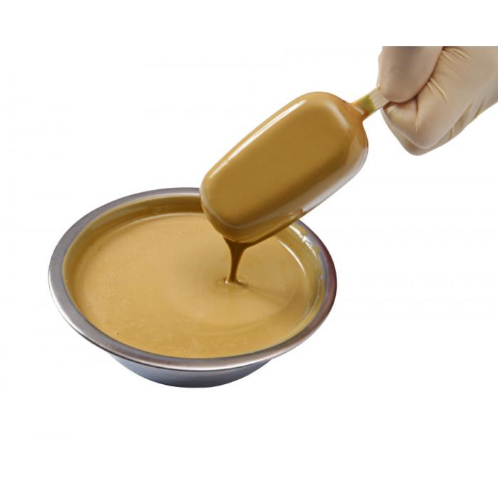 Prodotti per gelateria | Acquista online su Gelq.it | STICKAWAY NOCCIOLA PURA - COPERTURA di Leagel. Coperture per gelato.