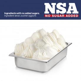 Prodotti per gelateria | Acquista online su Gelq.it | PRONTA BASE NSA - LIGHT & LACTOSE FREE di Rubicone. Basi complete gelati c