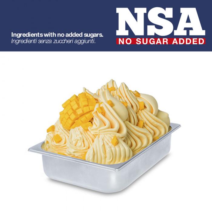 Prodotti per gelateria | Acquista online su Gelq.it | BASE PRONTO MANGO NSA - LIGHT & MILK FREE di Rubicone. Basi complete gelat