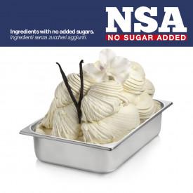 Prodotti per gelateria | Acquista online su Gelq.it | BASE PRONTO VANIGLIA NSA - LIGHT & LACTOSE FREE di Rubicone. Basi complete